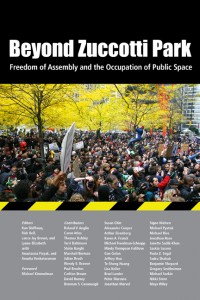 cover of Beyond Zuccotti Park Book